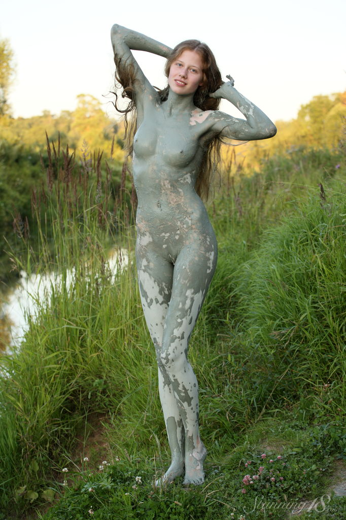 naked women from head to toe
