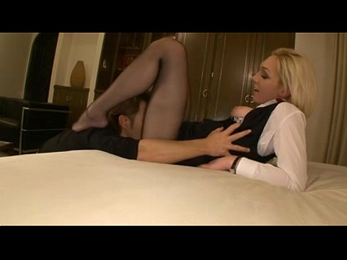 with pantyhose nylon sex view beauty