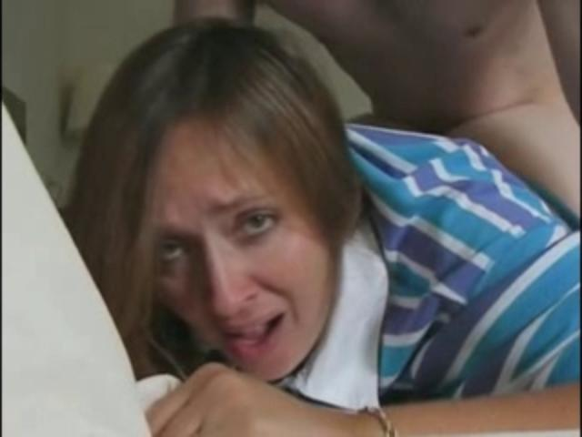 real amateur mature first anal