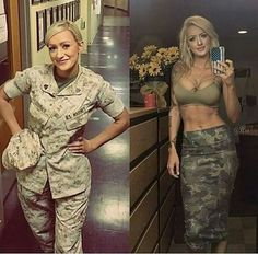 girl sex with a marine